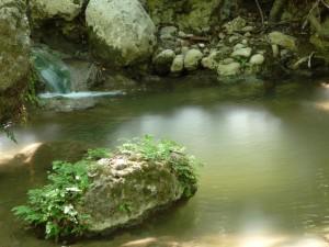 Údolí motýlů - Rhodos